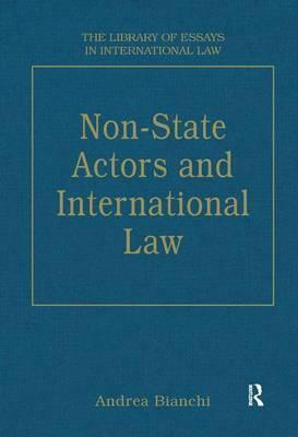 Non-State Actors and International Law
