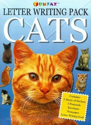 Cats Letter Writing Pack