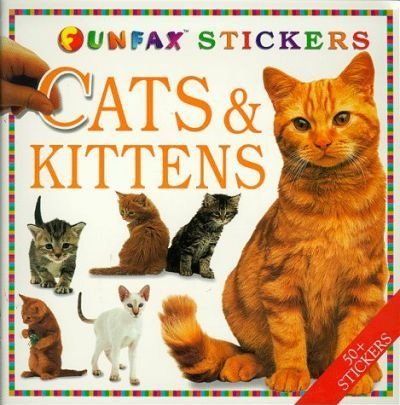 Cats and Kittens: Sticker Book