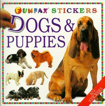 Dogs and Puppies: Sticker Book