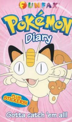 Pokemon Diary