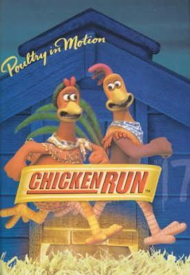 """Chicken Run"" Organiser"