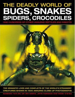 The Deadly World of Bugs, Snakes, Spiders, Crocodiles and Hundreds of Other Amazing Reptiles and Insects