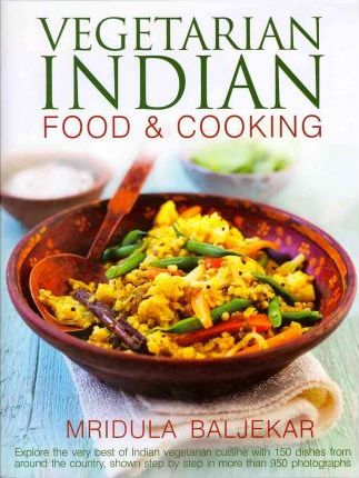 Vegetarian Indian Food and Cooking