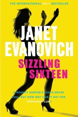 Sizzling Sixteen  A hot and hilarious crime adventure