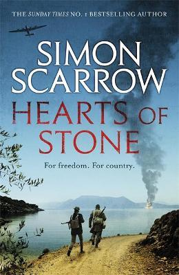 Hearts of Stone : A gripping historical thriller of World War II and the Greek resistance