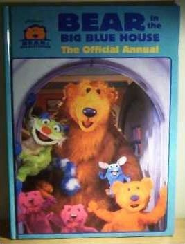 Bear in the Big Blue House Annual 2002