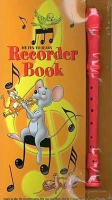 My Fun to Learn Recorder Book