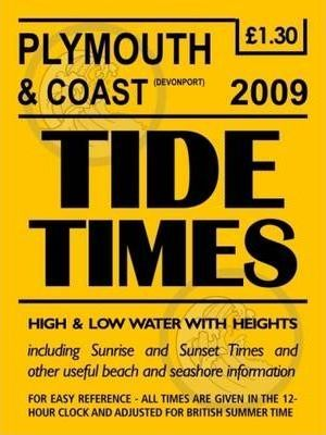 Plymouth and Coast Tide Timetable 2009