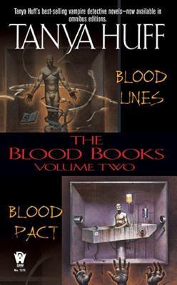 The Blood Books : Volume 2; Blood Lines/Blood Pact
