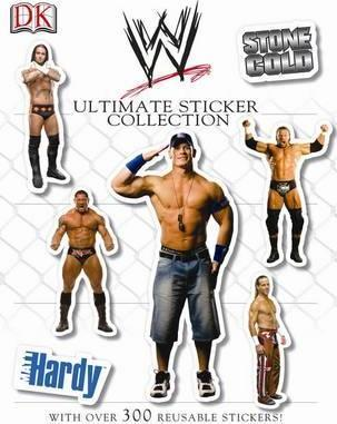 WWE Ultimate Sticker Collection
