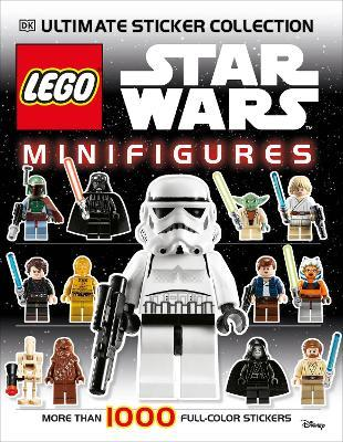 Ultimate Sticker Collection: LEGO (R) Star Wars: Minifigures
