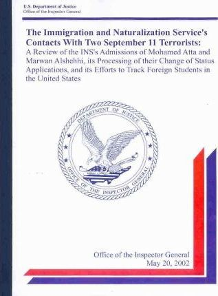 The Immigration and Naturalization Service's Contact With Two September 11 Terrorists