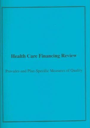 Health Care Financing Review