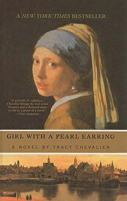 Girl With The Pearl Earring Book