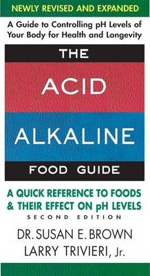 Acid Alkaline Food Guide - Second Edition : A Quick Reference to Foods & Their Effect on Ph Levels