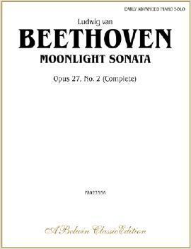 Moonlight Sonata, Op. 27, No. 2 (Complete)