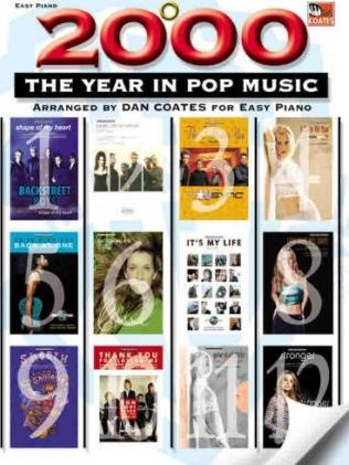2000 the Year in Pop Music