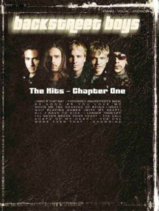Backstreet Boys  The Hits-Chapter One
