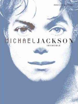 Michael Jackson: Invincible: (Piano, Vocal, Guitar)