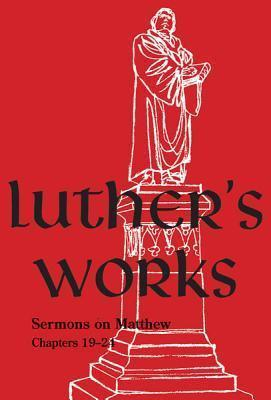 Luther's Works, Volume 68