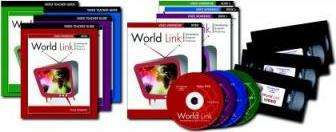 Worldlink: Video with Teachers Guide Bk.3