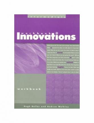 Workbook for Innovations Intermediate: A Course in Natural English
