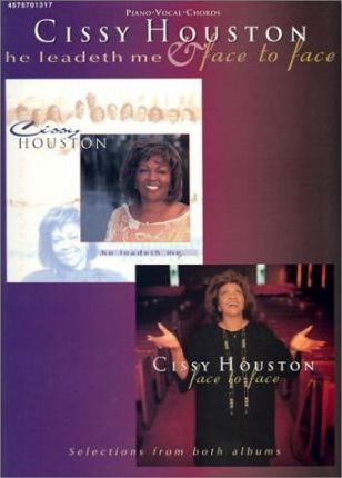 Cissy Houston - He Leadeth Me & Face to Face