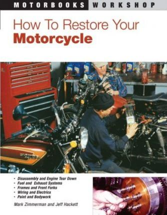 how to restore a motorcycle