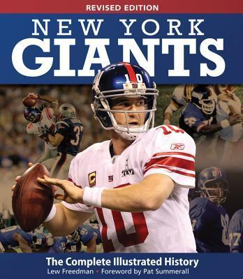 New York Giants  The Complete Illustrated History - Revised Edition