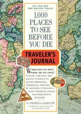 1000 Places to See Traveller's Journal (UK edition)