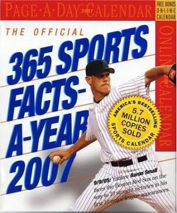 The Official 365 Sports Facts-A-Year