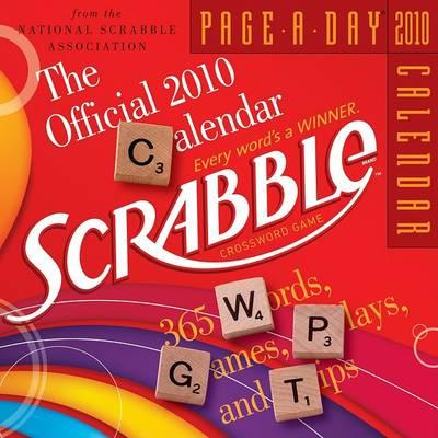 The Official Scrabble Page-A-Day Calendar
