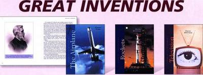 Great Inventions Set 2
