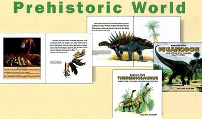 Prehistoric World Set 3