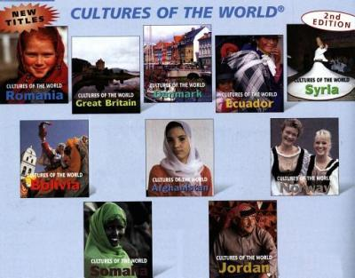 Cultures of the World Set 14