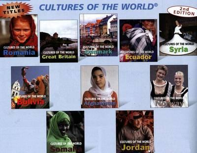 Cultures of the World 27 (6 Titles)