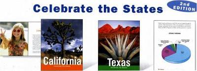 Celebrate the States, 2nd Edition 8 (5 Titles)