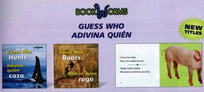 Guess Who/Adivina Quien 3