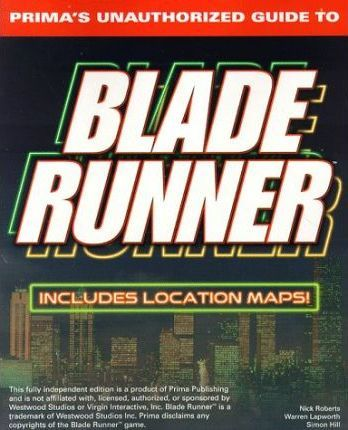 Blade Runner Strategy Guide