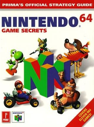 Nintendo 64 Game Secrets: Unauthorized v  4 : Prima