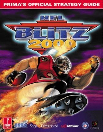 National Football League Blitz 2000 Official Strategy Guide