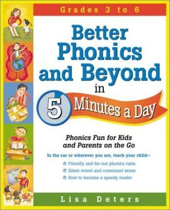 Better Phonics and Beyond in 5 Minutes a Day