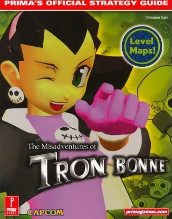 The Misadventures of Tron Bonne  Official Strategy Guide