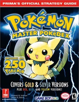 Pokemon Silver Guide Pdf