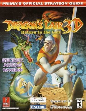 Dragon's Lair 3D: Official Strategy Guide