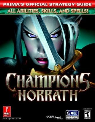 Champions of Norrath: Official Strategy Guide: Realms of Everquest