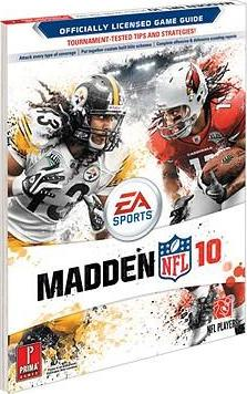 Madden NFL 10: Prima Official Game Guide