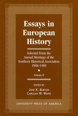 an analysis of the meeting of the southern historical association Owen james hyman ojh2@msstateedu education annual meeting of the history of science society annual meeting of the southern historical association.