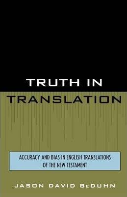 Truth in Translation